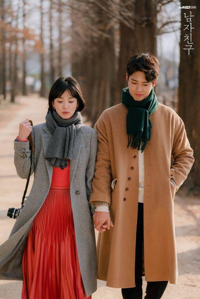 Phim mới của Park Bo Gum: Gặp gỡ