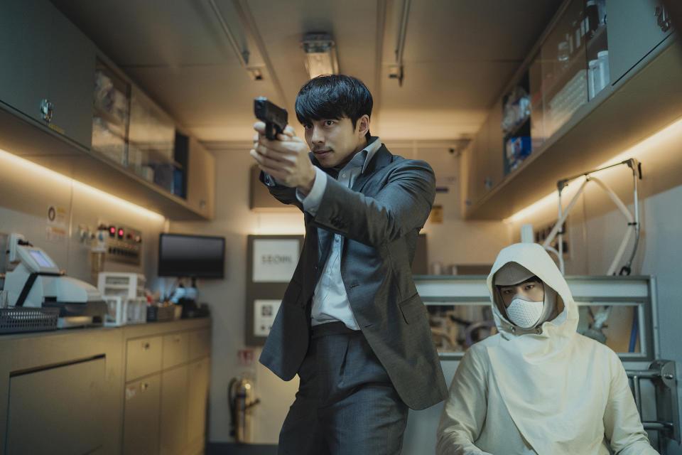 Phim mới của Park Bo Gum:Người nhân bản