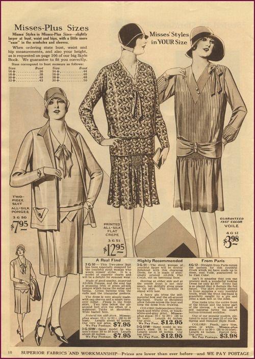 Một số thiết kế trong bộ sưu tập Misses Plus Sizes