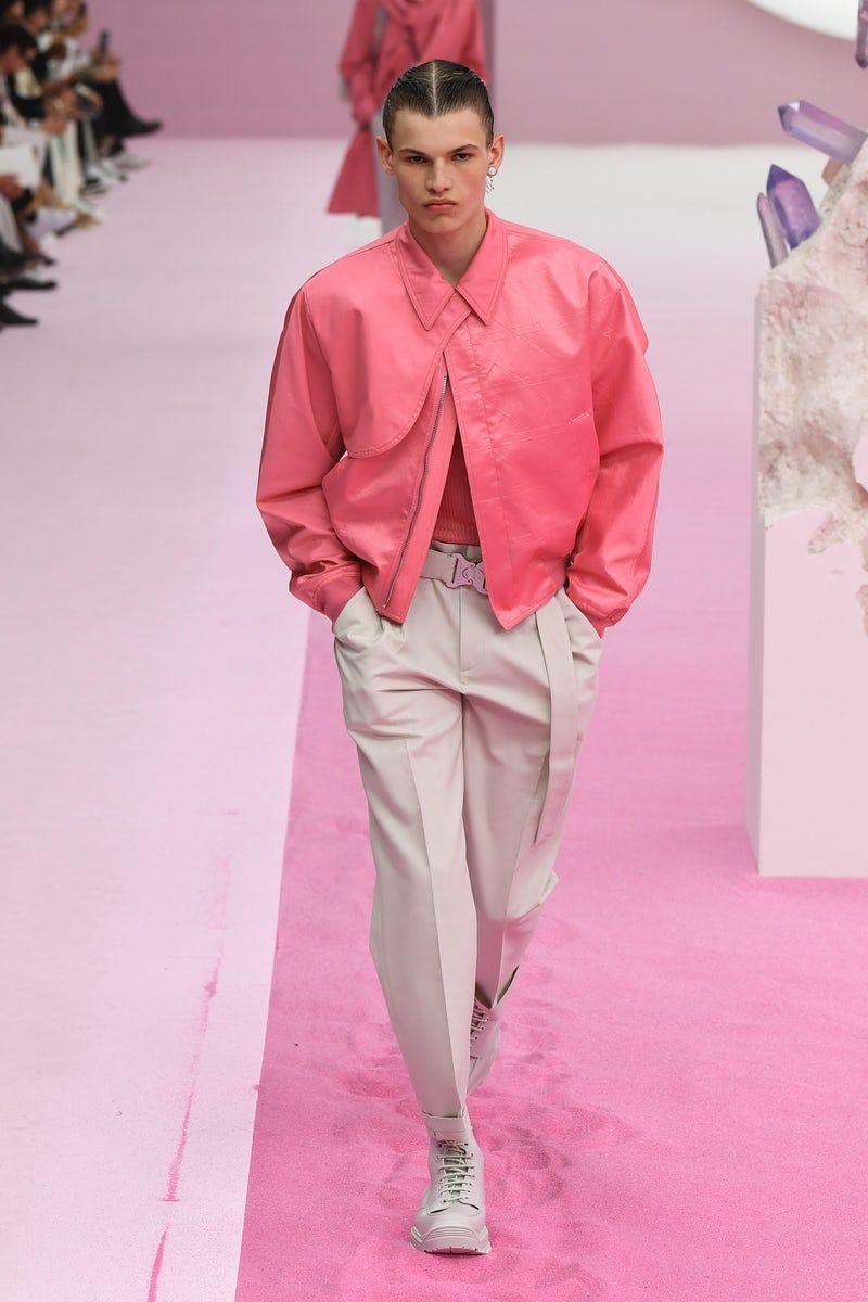 Bộ sưu tập Xuân 2020 của Dior Men