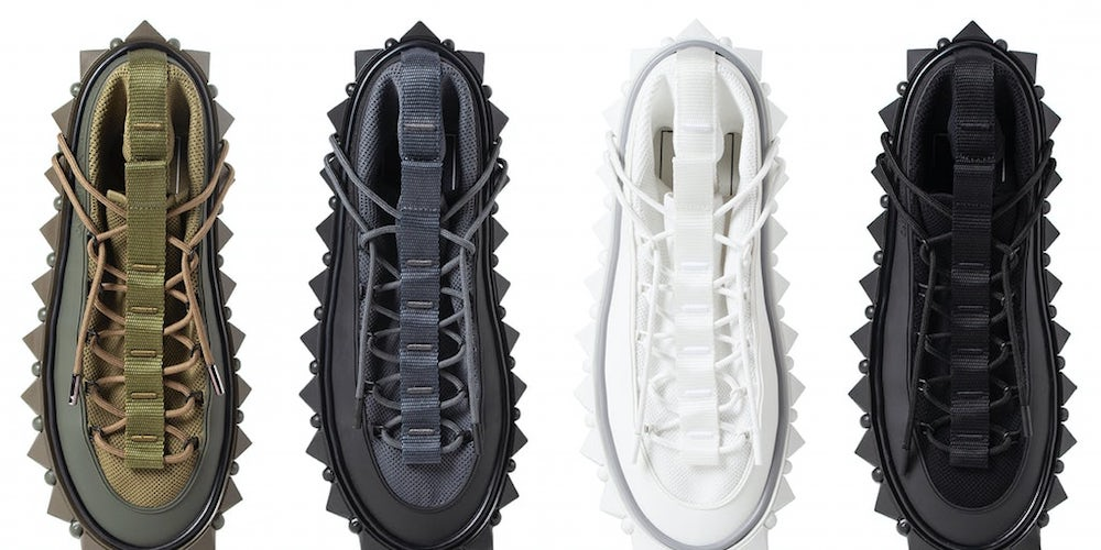 ROCKSTUD X Sneaker Collection