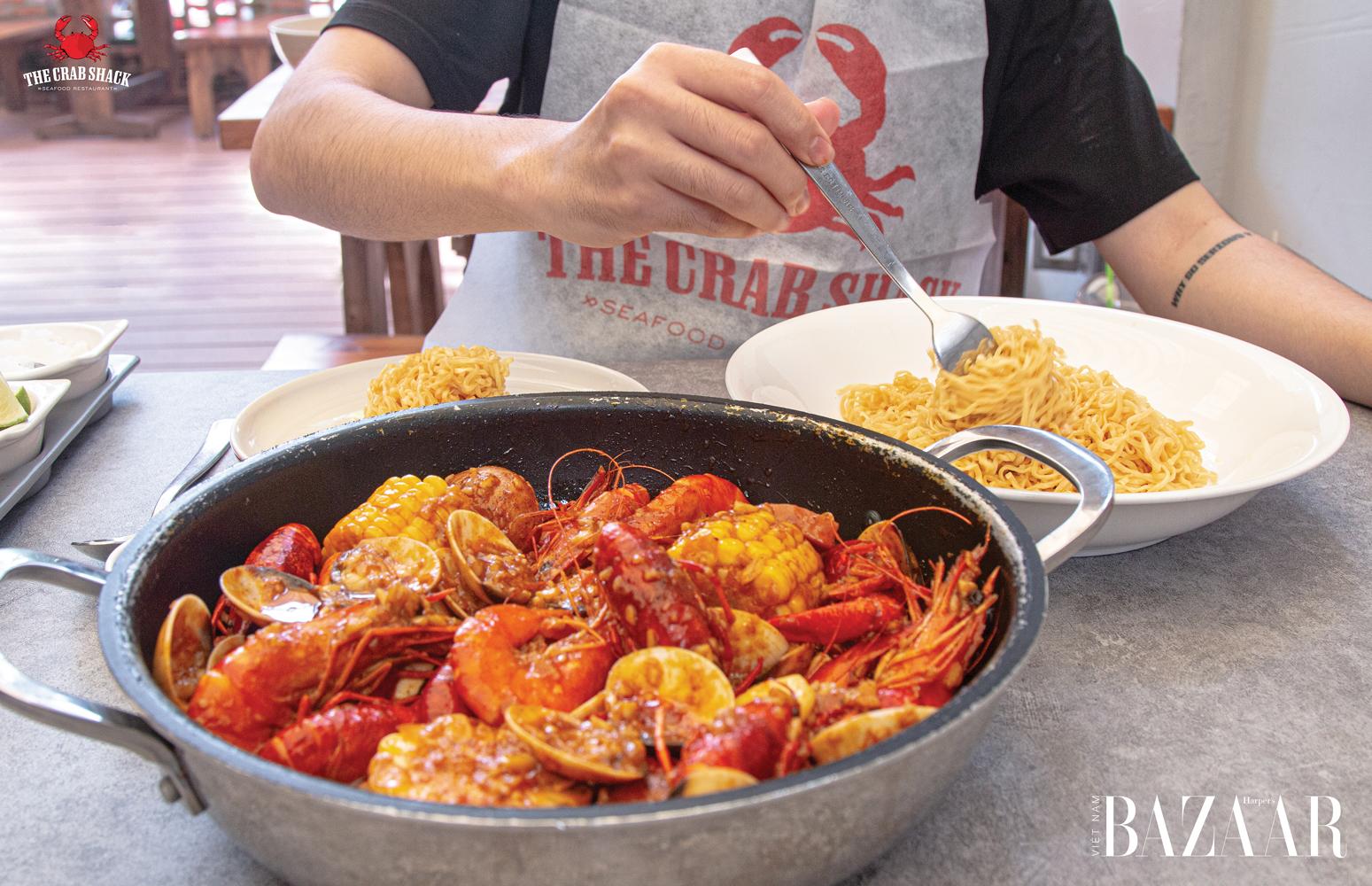 Nhà hàngThe Crab Shack
