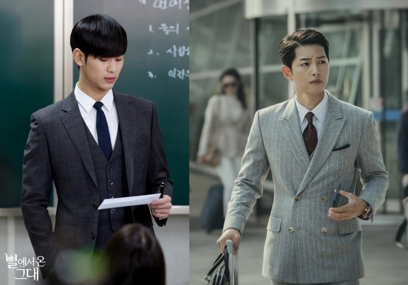Cách ăn mặc của giới thượng lưu trong phim truyền hình Hàn Quốc