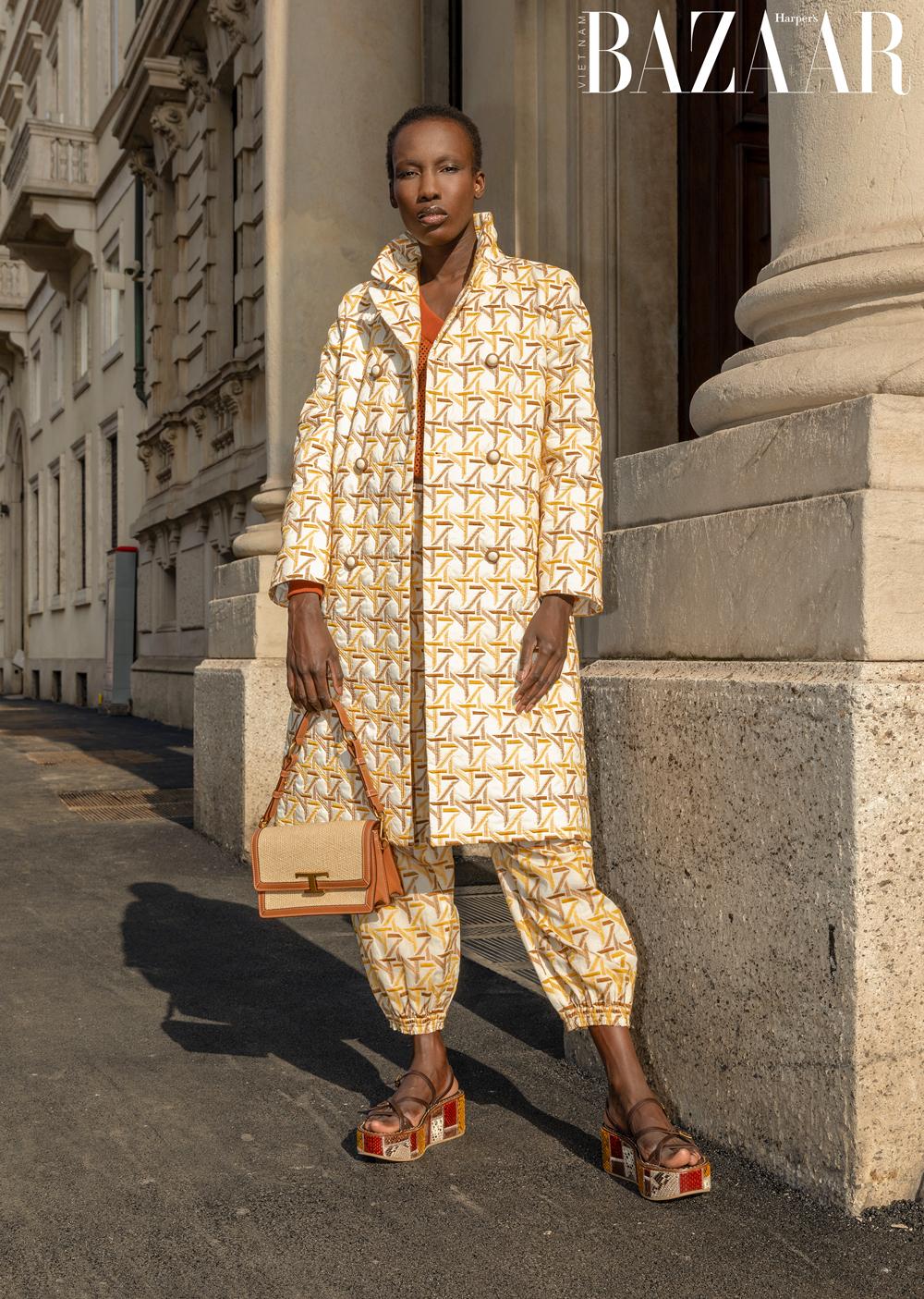 Harper's Bazar - phong cách ăn mặc tinh tế của người Ý 2