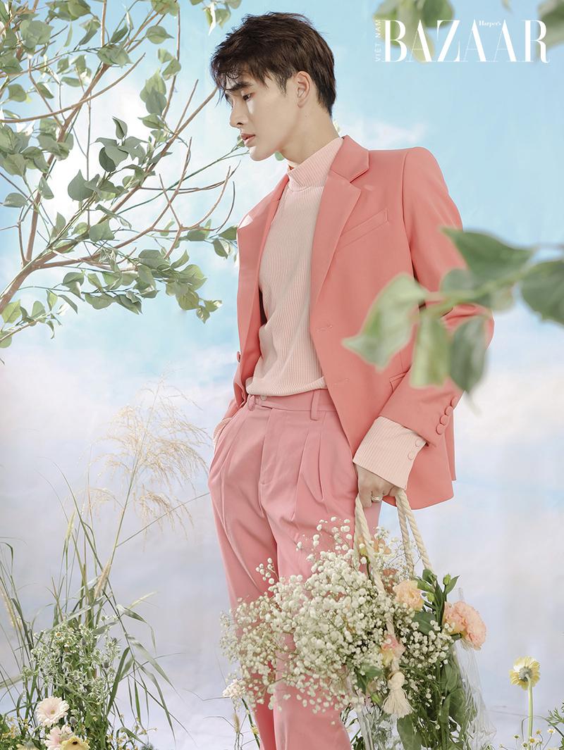 NTK Nguyễn Minh Công ra mắt Bộ sưu tập màu pastel ngọt ngào cho nam giới