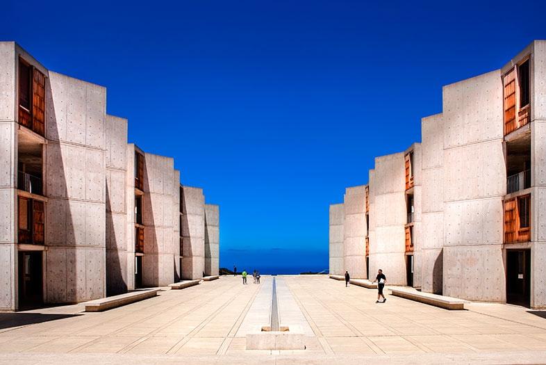 Học viện Salk ở California (Mỹ)