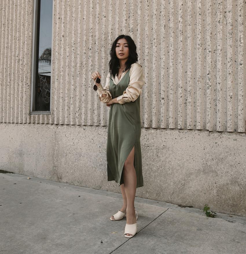 Blogger thời trang Stephanie Liu Hjelmeseth