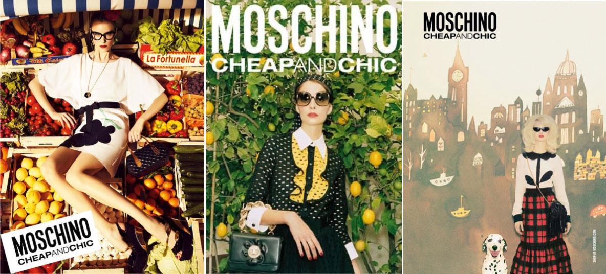 """Moschino Cheap N Chic: Sắm ngay các sản phẩm Moschino mới nhất với mức ưu đãi """"khủng"""" cho hè 2021"""