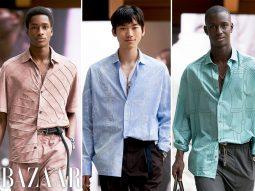 Hermès Men Xuân Hè 2022: Sự sang trọng không cần hoa mỹ