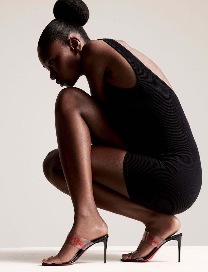 Bộ sưu tập Walk A Mile In My Shoes của Christian Louboutin