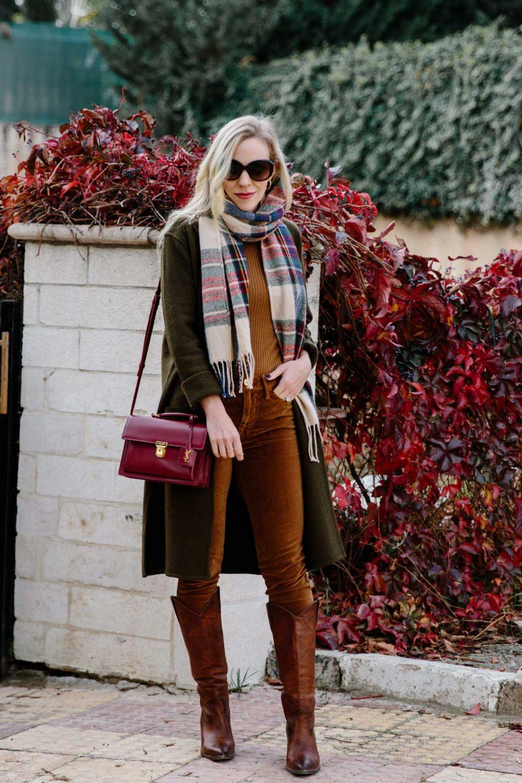 Blogger thời trang Meagan Brandon