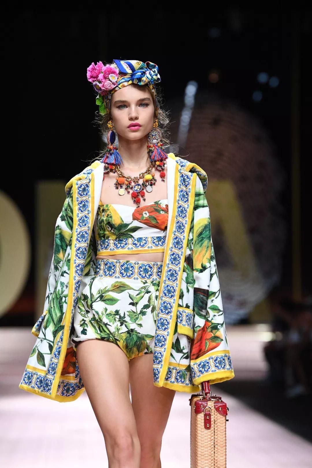 thiết kế của Dolce & Gabbana