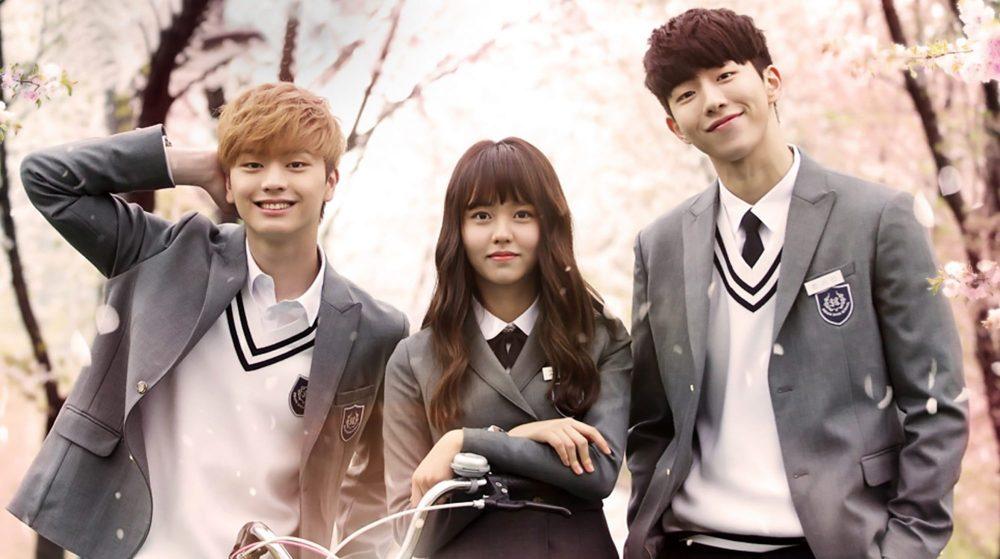 Những bộ phim của Kim So Hyun:Học đường 2015