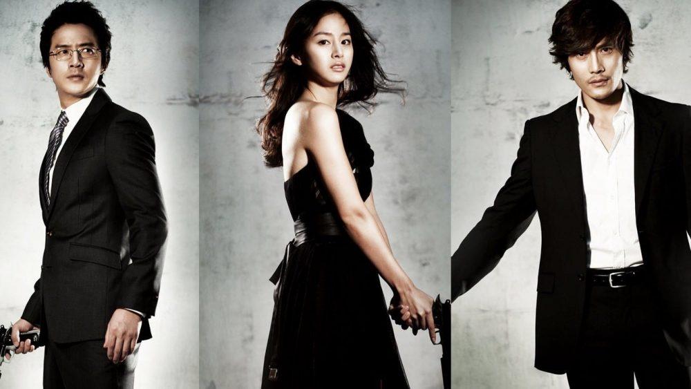 Những bộ phim của Kim Tae Hee: Mật danh Iris