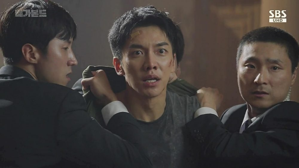 lee seung gi phim Lãng khách - Vagabond (2018)