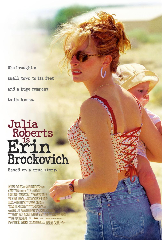 Những bộ phim hay dựa trên câu chuyện có thật: Nghị lực sống – Erin Brockovich