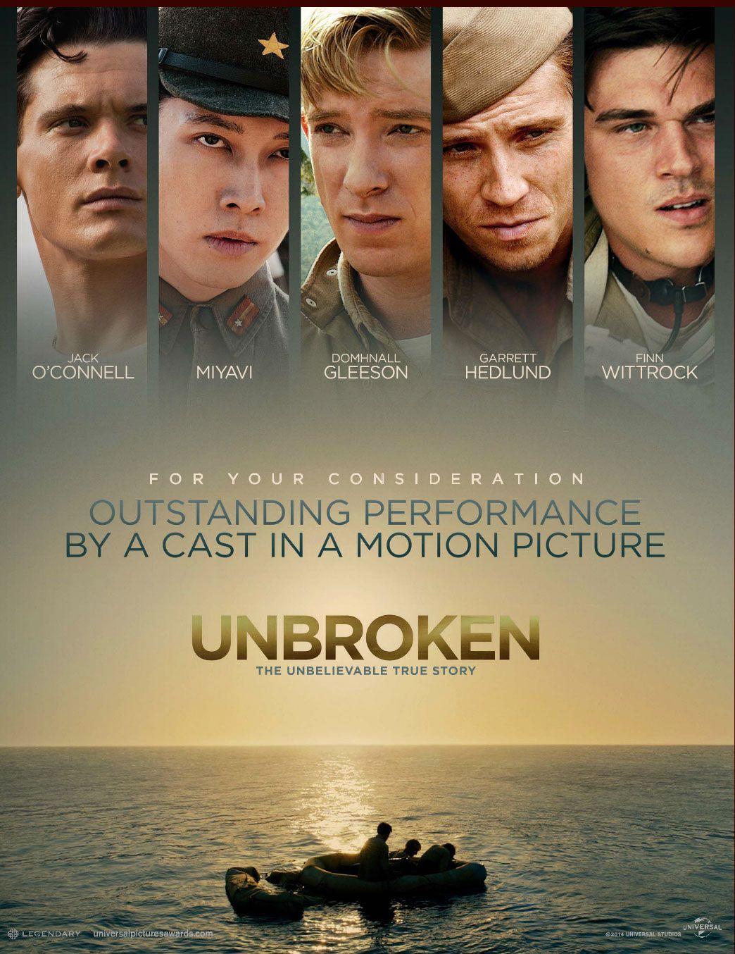 Không gục ngã - Unbroken (2014)
