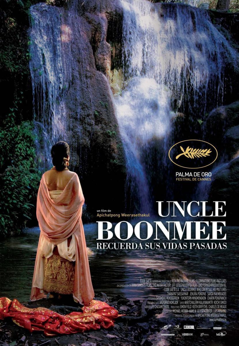 Chú Boonmee có thể nhớ lại cuộc đời quá khứ