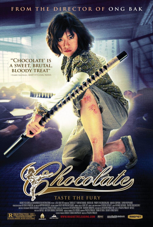 Quyền cước thượng đẳng -Chocolate