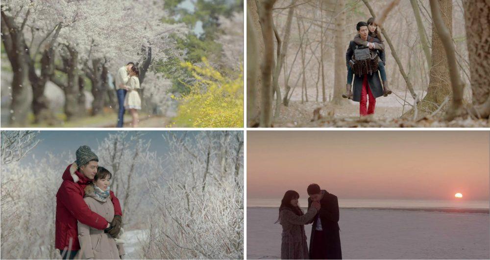 phim Jo In Sung đóng: Gió mùa đông năm ấy