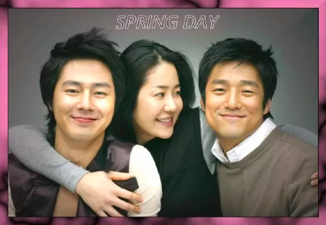 Phim của Jo In Sung: Ngày xuân