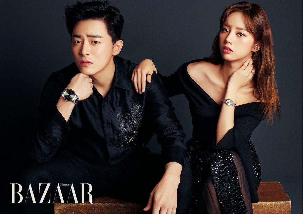 Jo jung suk và hyeri