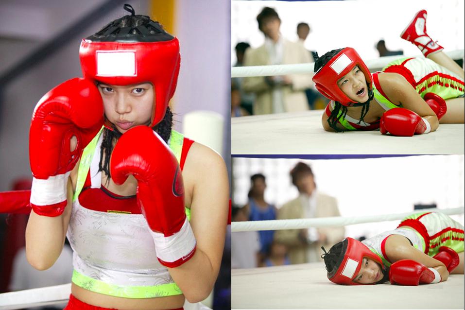 Đối đầu - Punch (2003)