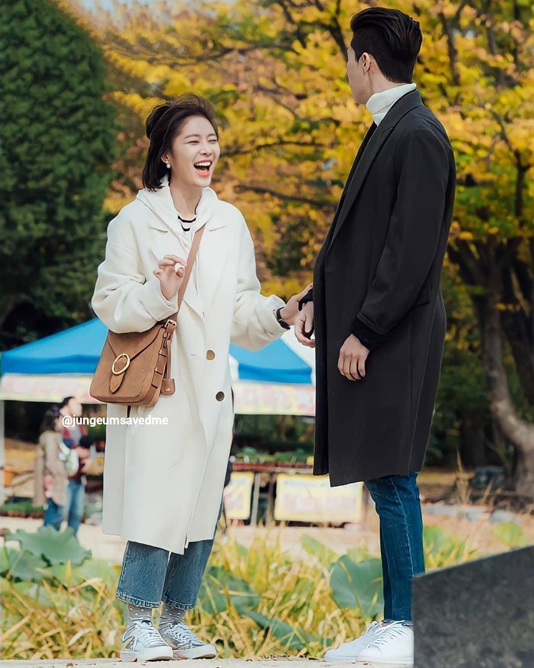 Phim Hwang Jung Eum đóng:Cô ấy từng xinh đẹp