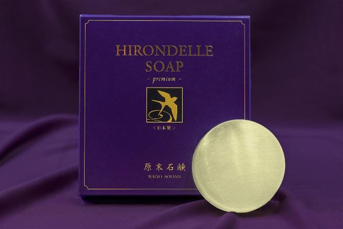 Xà phòng rửa mặt Hirondelle giúp da căng tràn sức sống