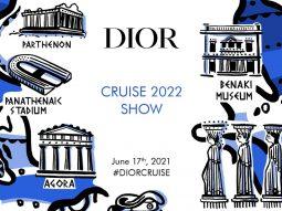 Xem trực tiếp show diễn Dior Cruise 2022