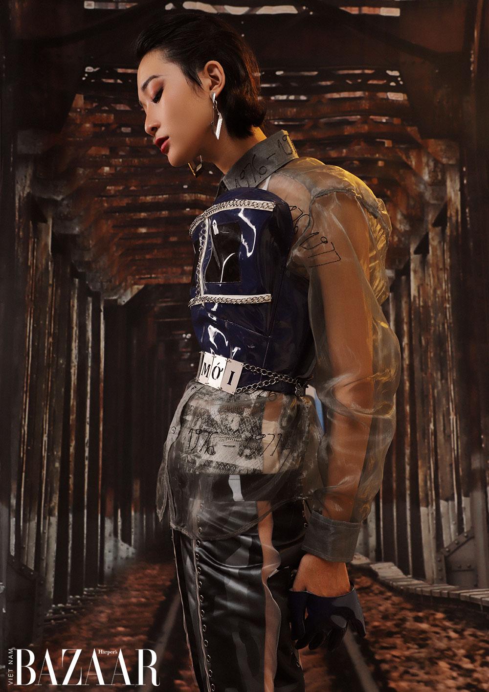 BST thời trang United | Trần Thiện Nhân | Đồ án tốt nghiệp DH SPKT