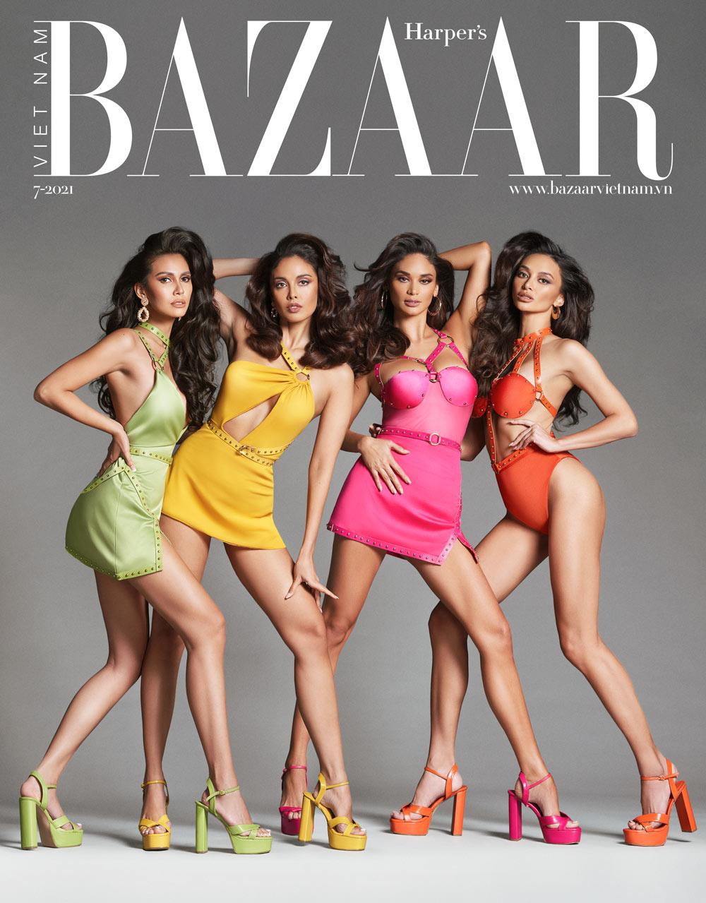 4 nữ hoàng sắc đẹp Philippines chia sẻ kinh nghiệm phát triển sự nghiệp hậu đăng quang hoa hậu