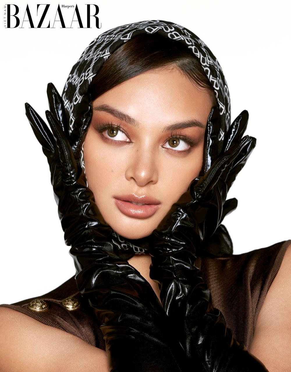 Hoa hậu Philippines Kylie Verzosa