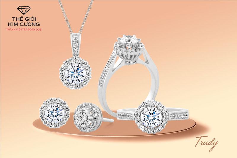 Thế Giới Kim Cương - Địa chỉ mua trang sức kim cương uy tín