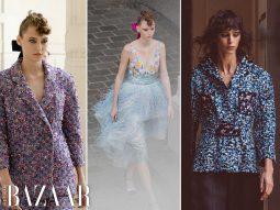 Chanel Haute Couture Thu Đông 2021 tôn vinh hội họa Pháp