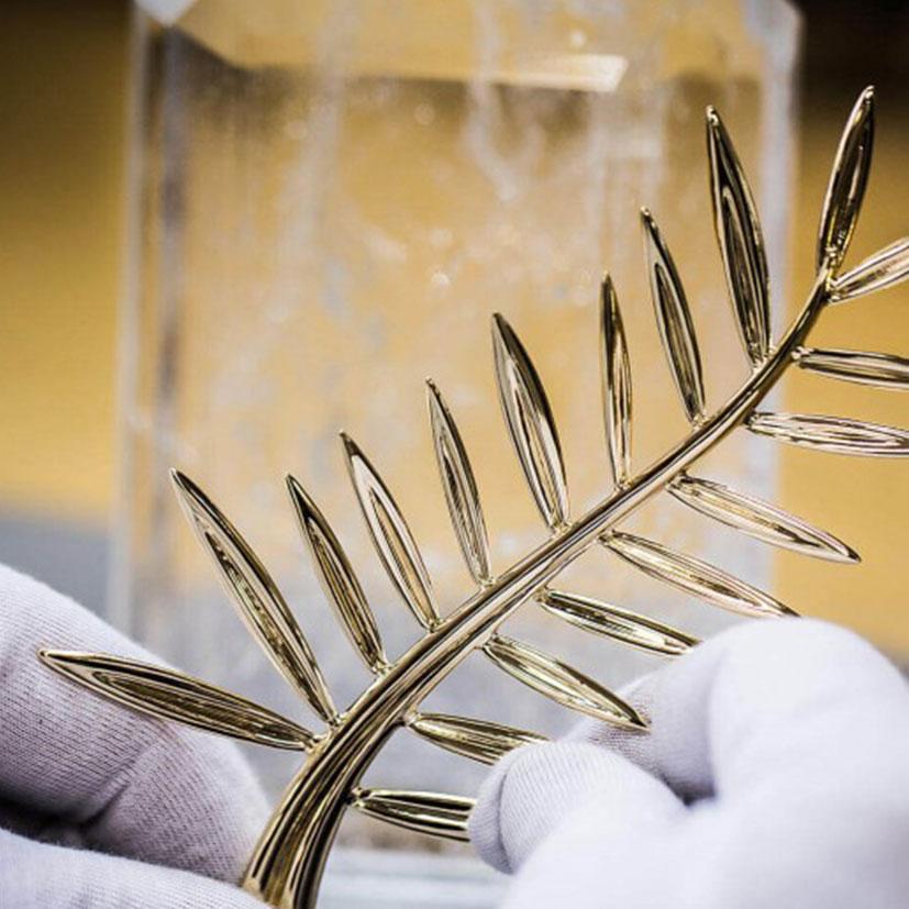 Cúp Cành cọ vàng của Chopard, giải thưởng vô giá từ liên hoan phim Cannes