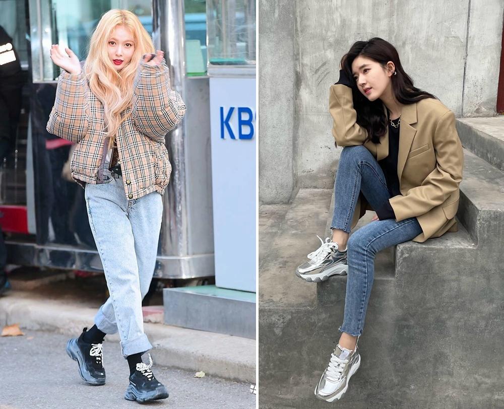 Triệu Lộ Tư và HyunA