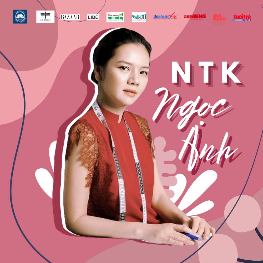 Nhà thiết kế Ngọc Anh của thương hiệu La Phạm đồng hành cùng Empower Women Asia