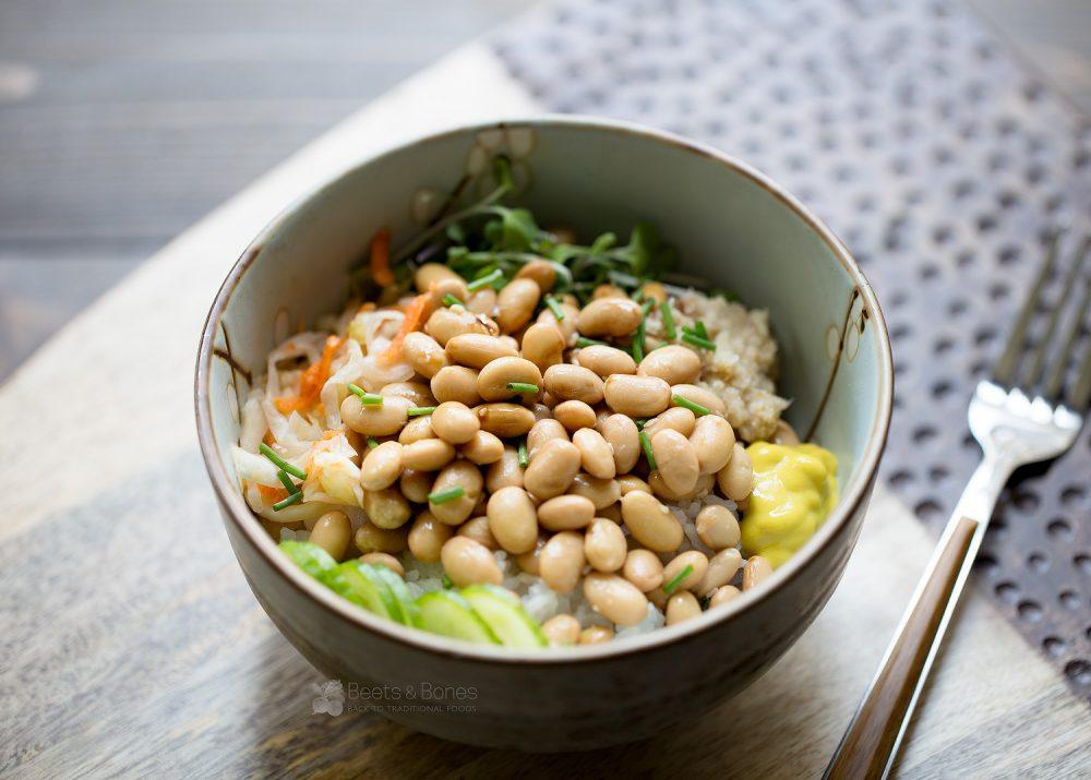 Natto là gì và cách chế biến natto tại nhà