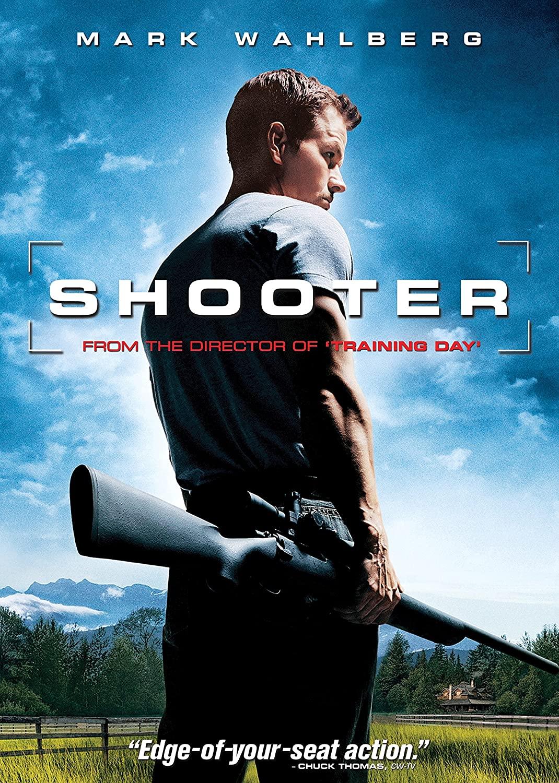 Những bộ phim về lính bắn tỉa hay nhất: Xạ thủ - Shooter