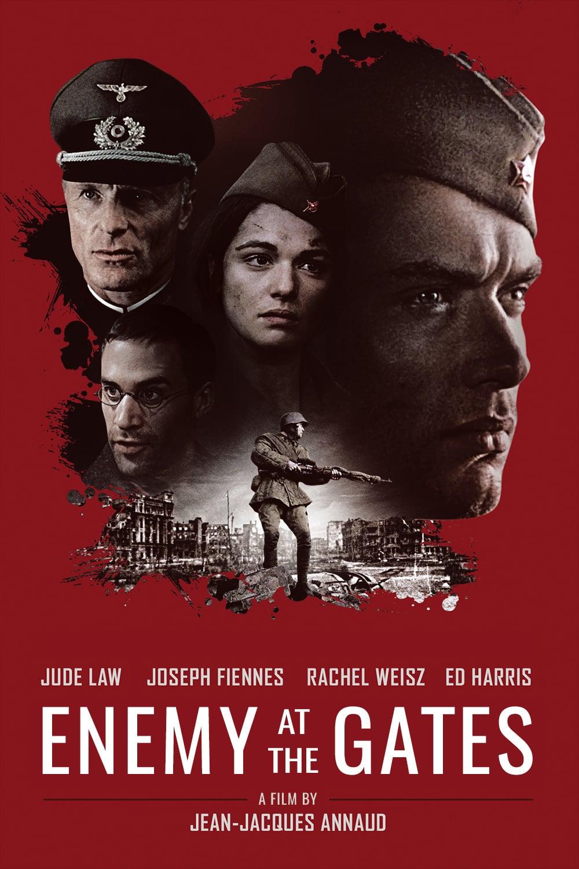 Những bộ phim về lính bắn tỉa hay nhất: Kẻ thù trước cổng