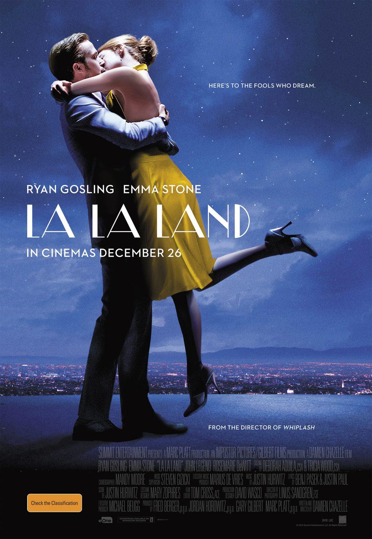 Những kẻ khờ mộng mơ - La la land (2016)