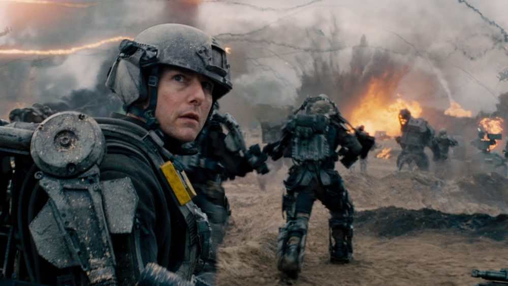 Cuộc chiến luân hồi - Edge of Tomorrow (2014)