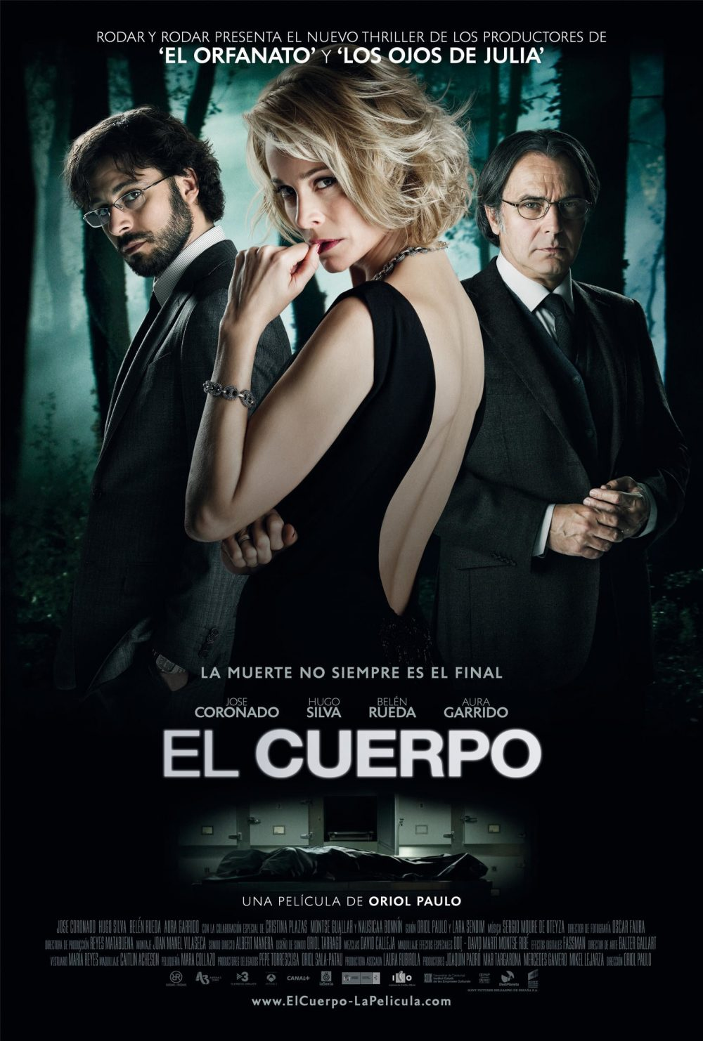 Phim Tây Ban Nha hay: Xác chết bí ẩn