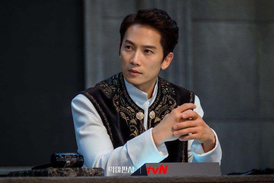 Ji Sung vai Kang Yo Han trong The Devil Judge