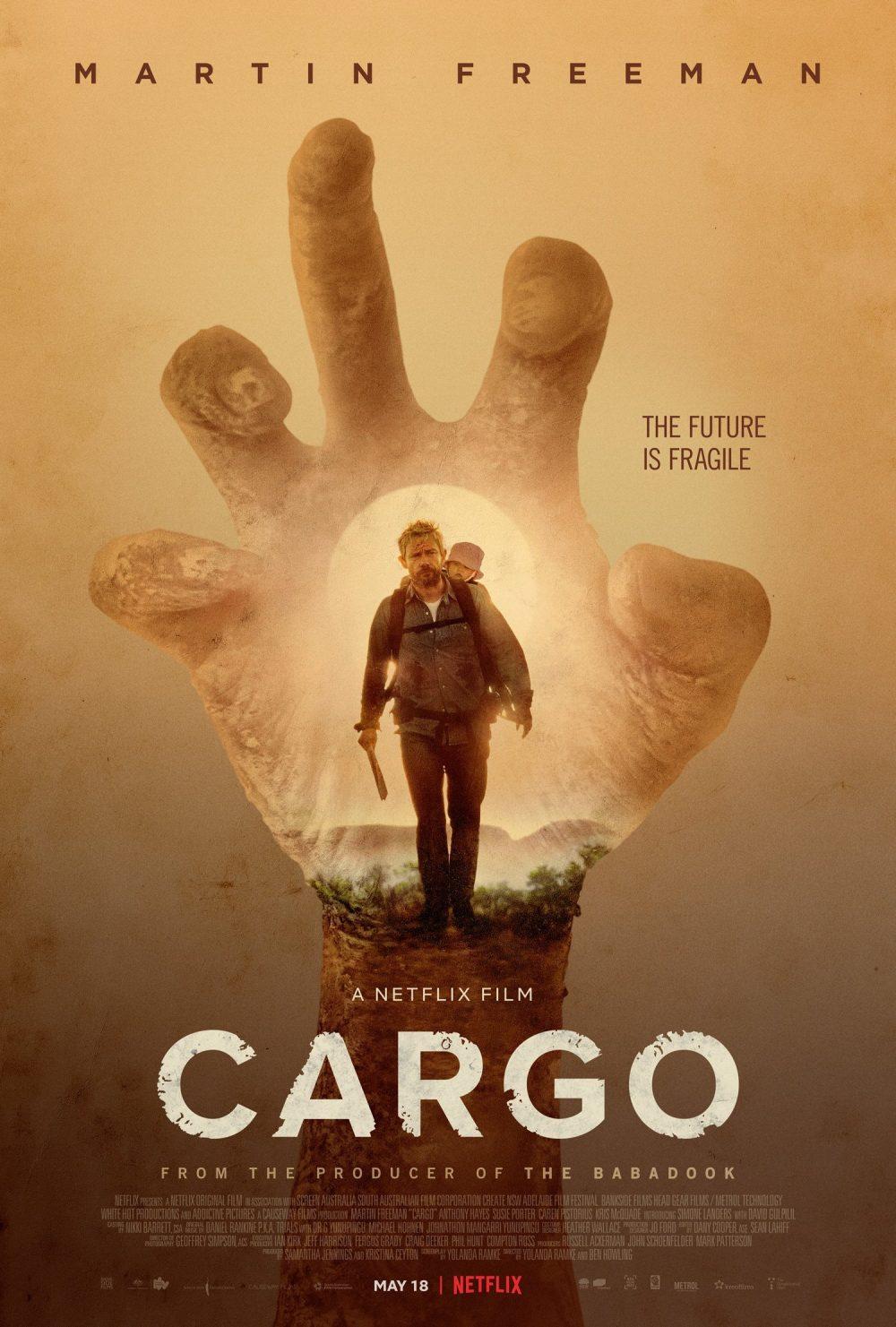 phim zombie hay nhất mọi thời đại: Lối thoát hậu tận thế - Cargo (2017)
