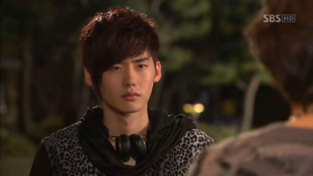Lee Jong-suk vai Han Tae Sun