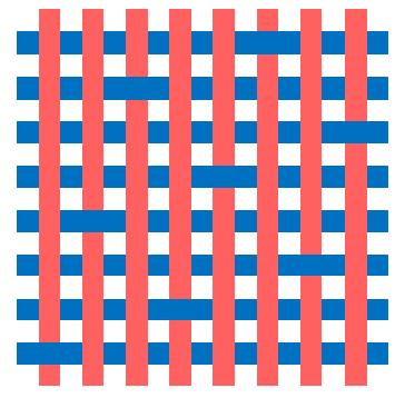 Kỹ thuật dệt vải satin