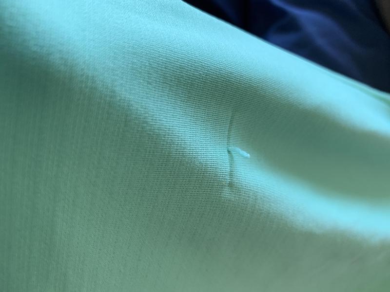Nhược điểm của vải satin là gì?