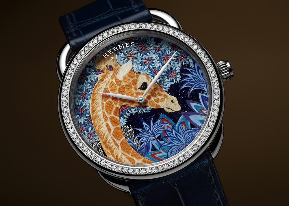Đồng hồ Hermès Arceau The Three Graces